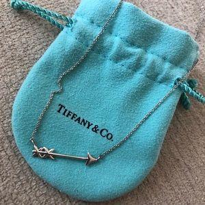 Graffiti Arrow Necklace Tiffany & Co